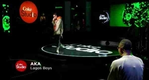 AKA - Lagos Boys (Olamide Cover)